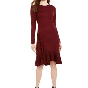 Calvin Klein's sweater dress